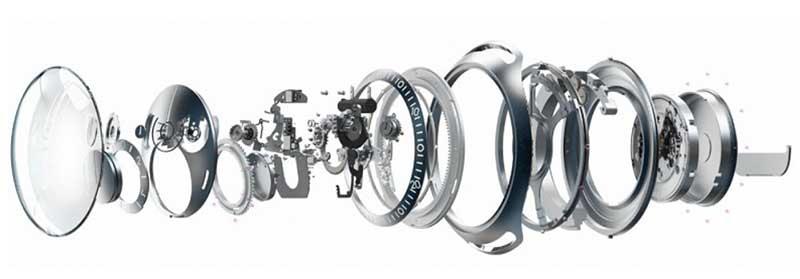 Ressence Type 2 - электромеханические часы с зарядкой от солнца за 48 тысяч долларов