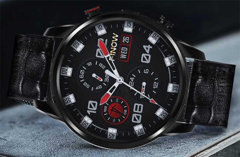 Умные часы – телефон FINOW X7