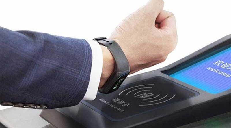 Смарт-часы с NFC