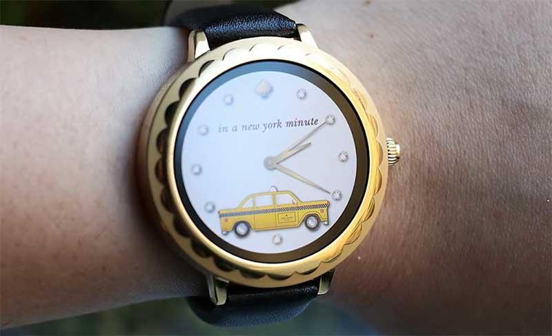 Kate Spade Scallop Smartwatch 2