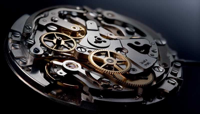 Особенности механизмов наручных часов