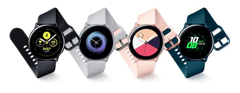 Samsung Galaxy Watch Active представлены официально: цена, характеристики и дата начала продаж 2