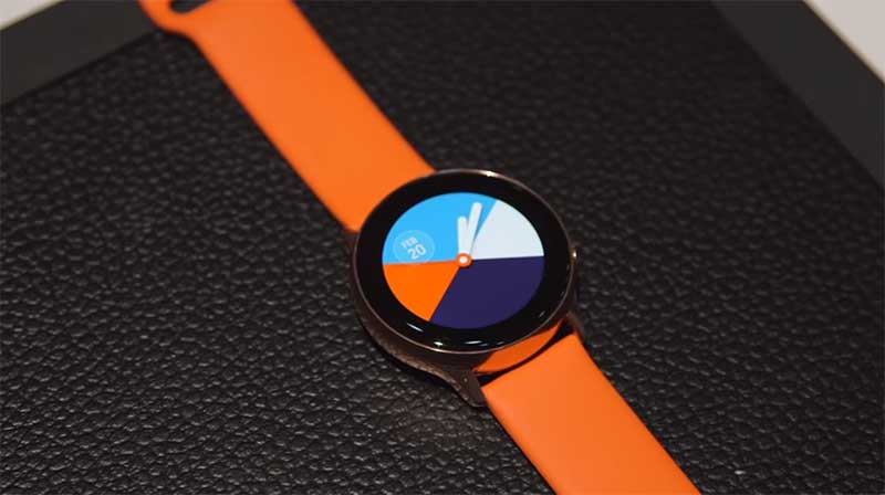 Samsung Galaxy Watch Active представлены официально: цена, характеристики и дата начала продаж 3
