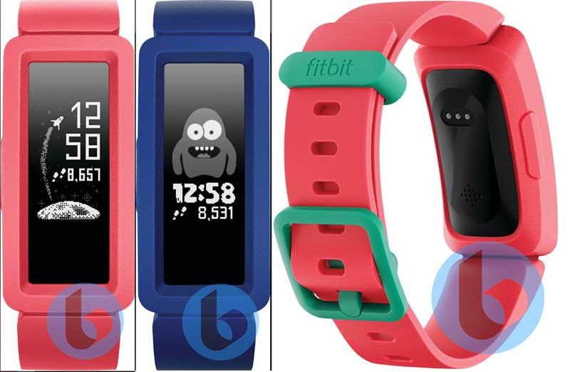 Опубликованы изображения нового фитнес трекера для детей Fitbit
