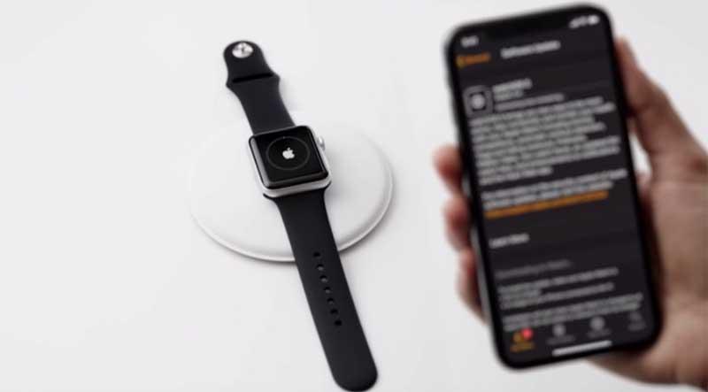 Как обновить Apple Watch. Пошаговая инструкция