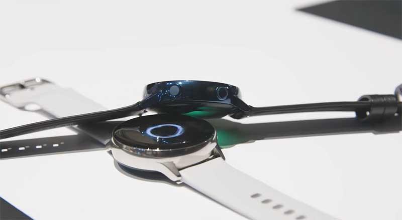 Samsung Galaxy Watch Active представлены официально