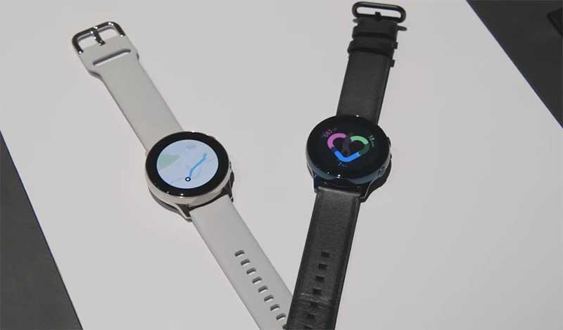 Samsung Galaxy Watch Active представлены официально: цена, характеристики и дата начала продаж 1