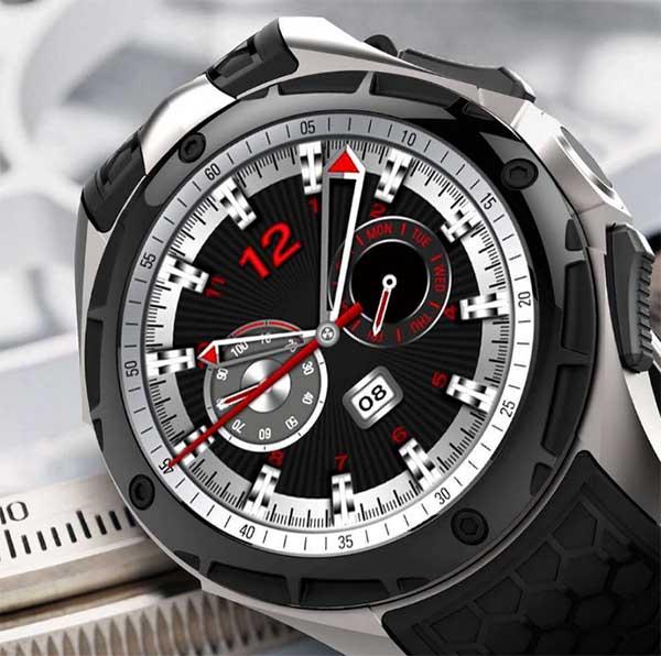 Умные часы с СИМ-картой Kingwear KW68 3G