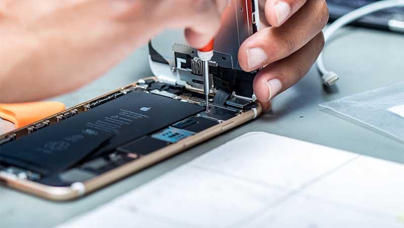 Ремонт смартфонов iPhone: распространенные поломки, их устранение