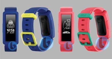 Опубликованы изображения нового фитнес трекера Fitbit для детей