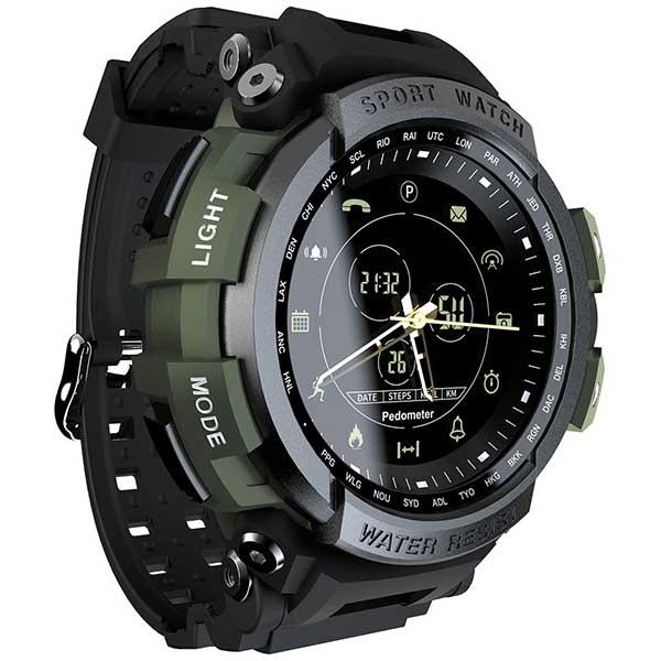 Гибридные смарт-часы Lokmat MK28