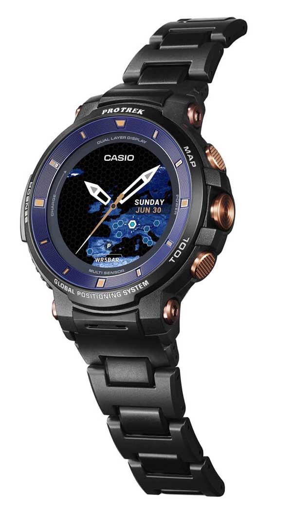 Casio анонсировала выход премиальных часов ProTrek PRW-7000X и WSD-F30SC с ограниченным тиражом