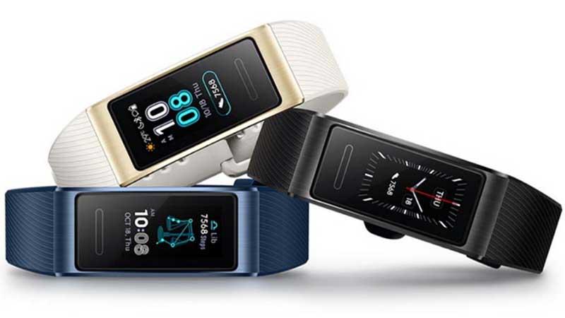 Huawei Band 3 и Band 3 Pro