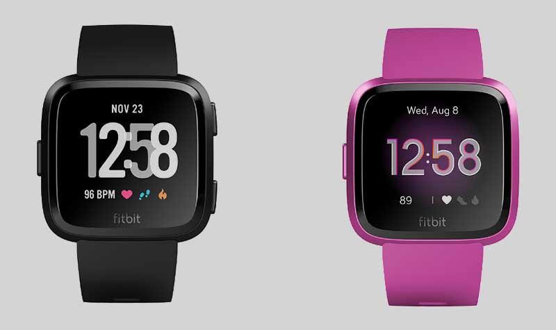 Сравнение умных часов Fitbit Versa и Fitbit Versa Lite Edition