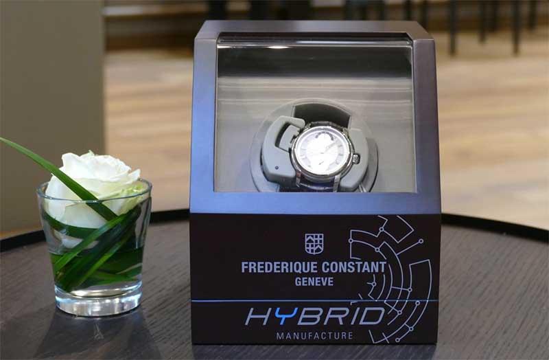 Гибридные механические часы Frederique Constant Hybrid Manufacture