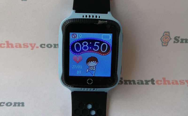 Детские смарт-часы Q528 (Y21): обзор, инструкция, настройка