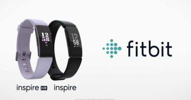 Fitbit представила фитнес-браслеты Inspire и Inspire HR