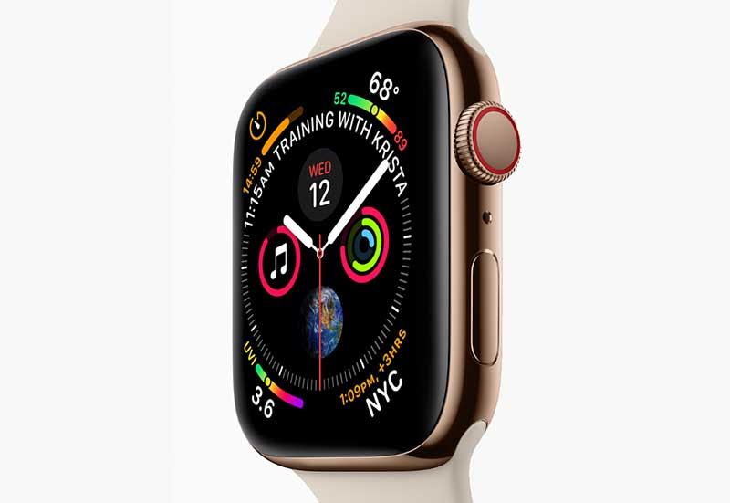 Как будут выглядеть Apple Watch Series 5