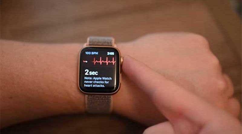 Прошивка watchOS 5.2 для Apple Watch активирует функцию ЭКГ в Европе
