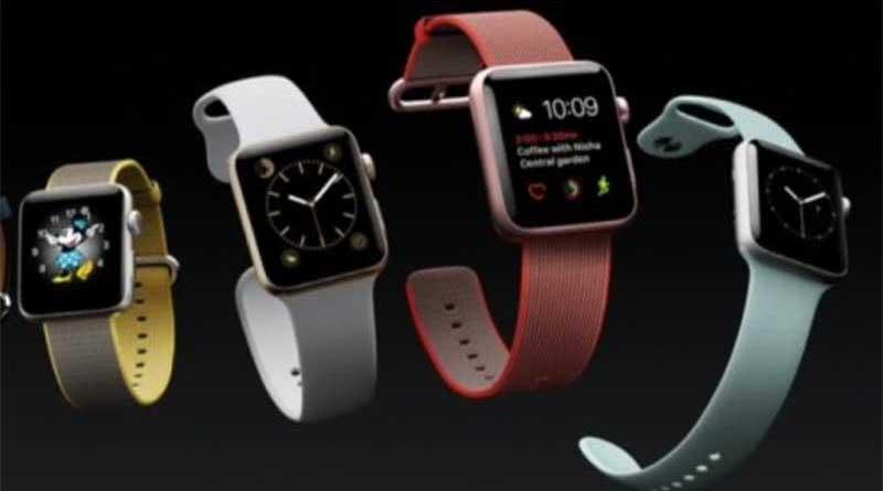 Ремешки для умных часов Apple Watch могут получить встроенные индикаторы