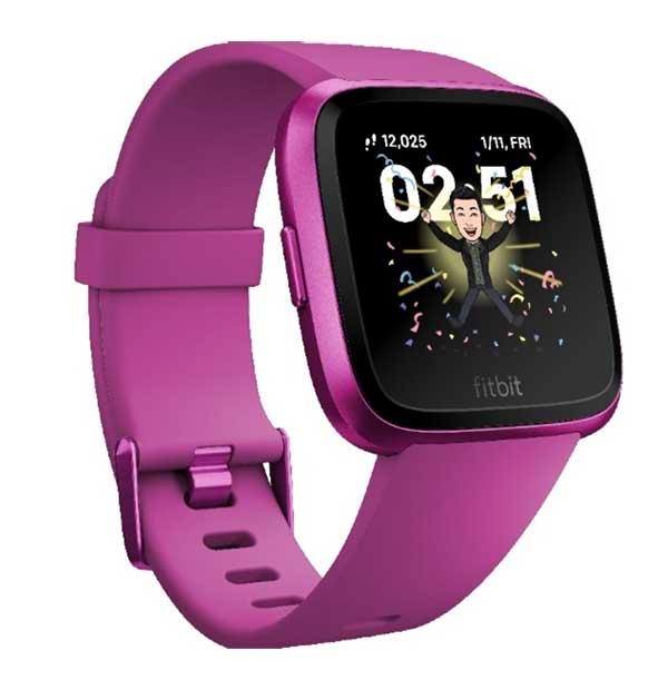 Умные часы Fitbit теперь поддерживают динамические циферблаты Bitmoji