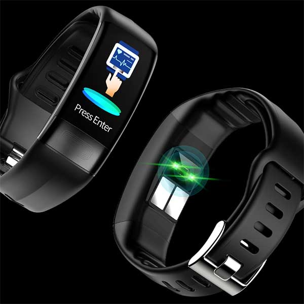 Фитнес-браслет Bakeey P11 SmartBand