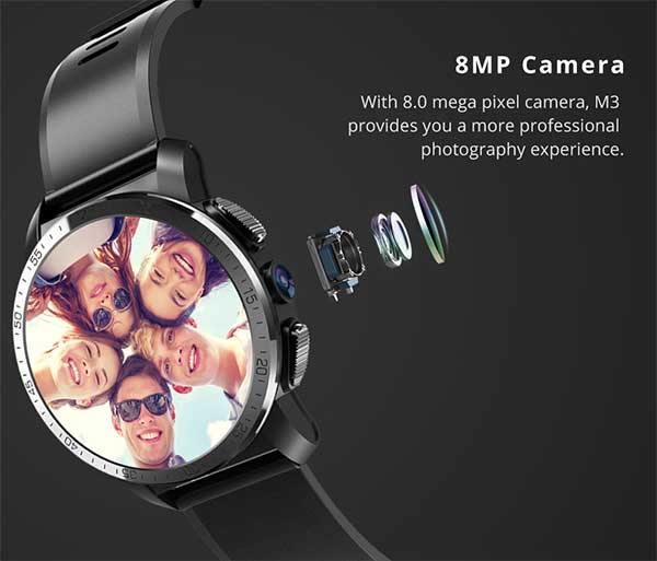Смарт часы Makibes M3 Pro 1