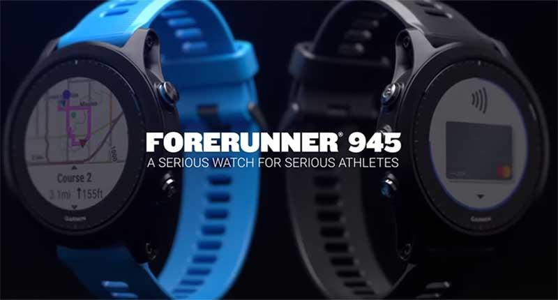 Garmin Forerunner 945