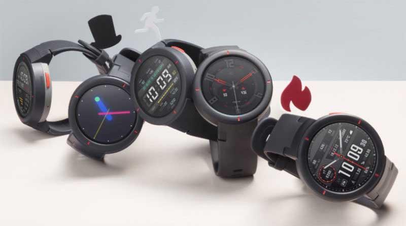 Смарт-часы Amazfit Verge получили поддержку Alexa и звонков с iPhone