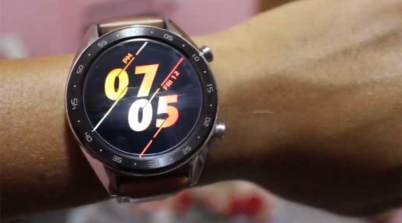 1.0.7.36 Huawei Watch GT