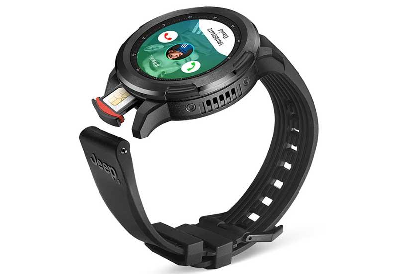 Xiaomi Jeep HY-WS02: умные часы с 4G и бесконтактными платежами NFC