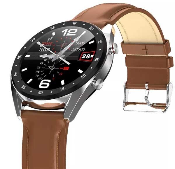 Фитнес-часы с ЭКГ Microwear L7