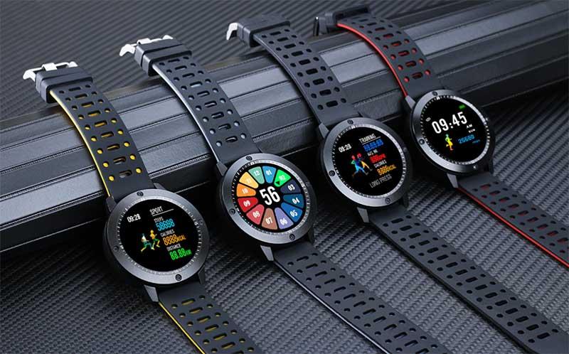 Смарт-часы SENBONO CF58 (LEMFO CF58)