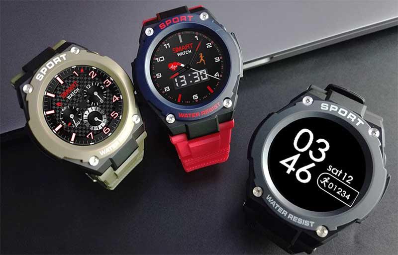 No.1 G9: новая версия умных часов