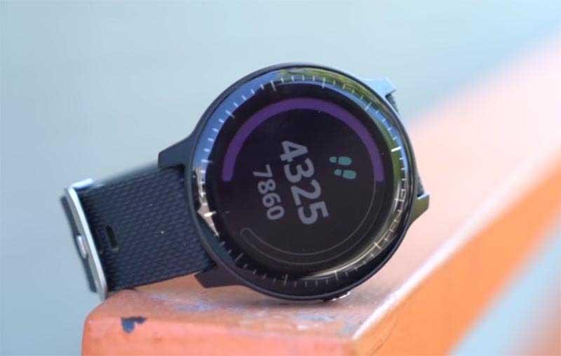 Универсальные часы с NFC