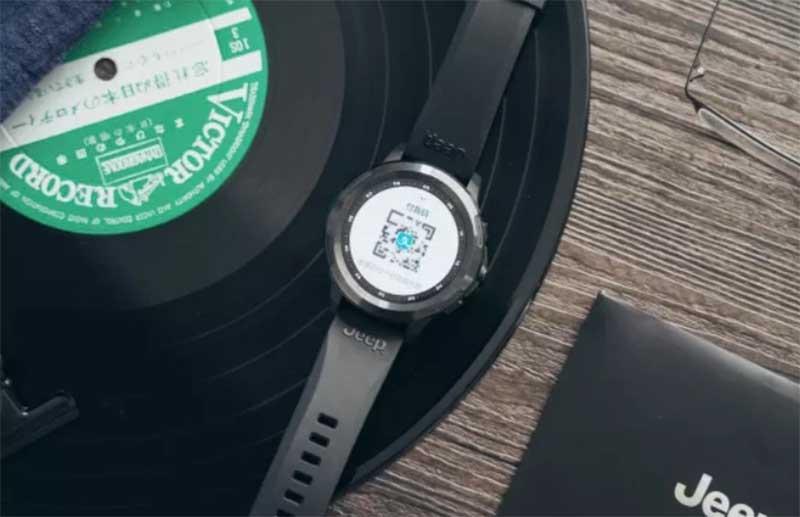 Умные часы Xiaomi Jeep (HY-WS02)