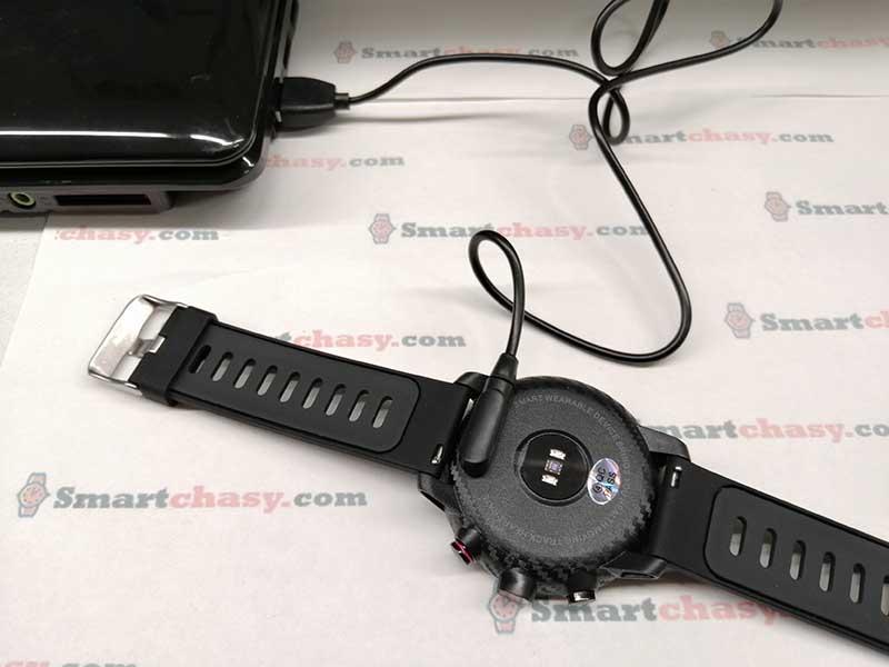 Обзор смарт-часов Microwear L5: фитнес-браслет с дизайном часов