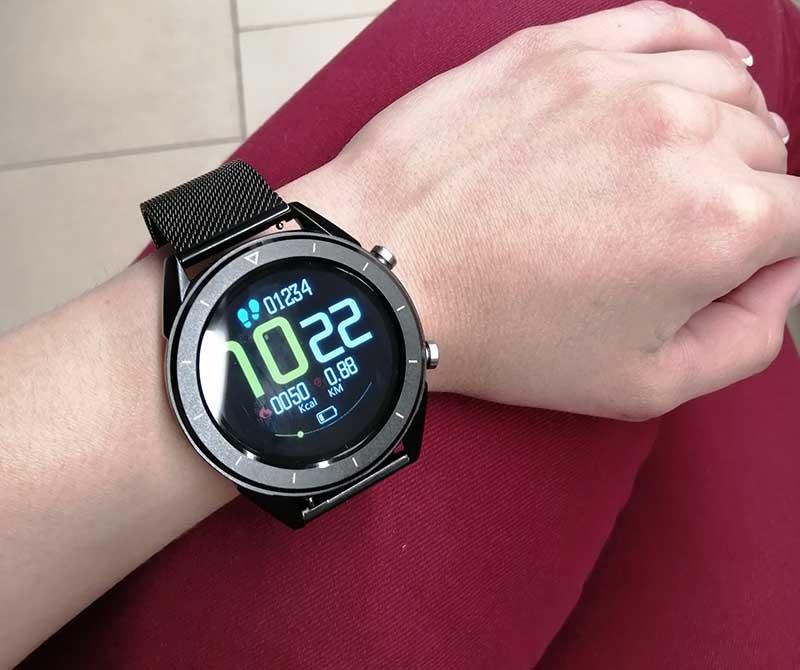 Обзор смарт-часов No.1 DT28: стоит покупать или нет? 6