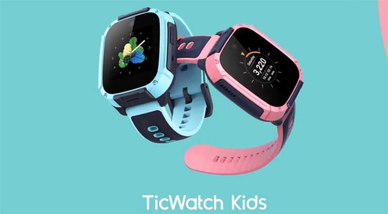 Mobvoi TicWatch Kids