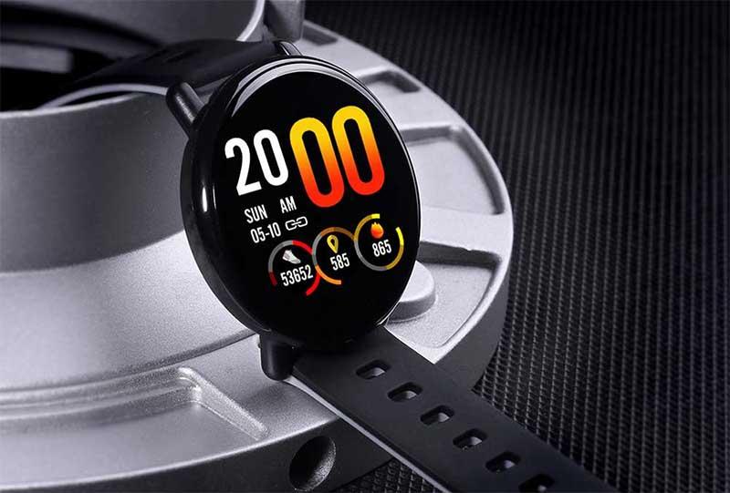 Фитнес-часы Bakeey K1