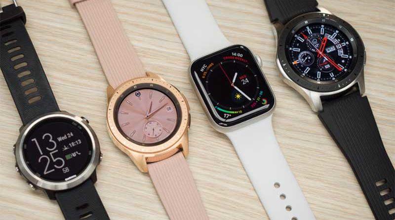 Умные часы Apple Watch остаются лидером