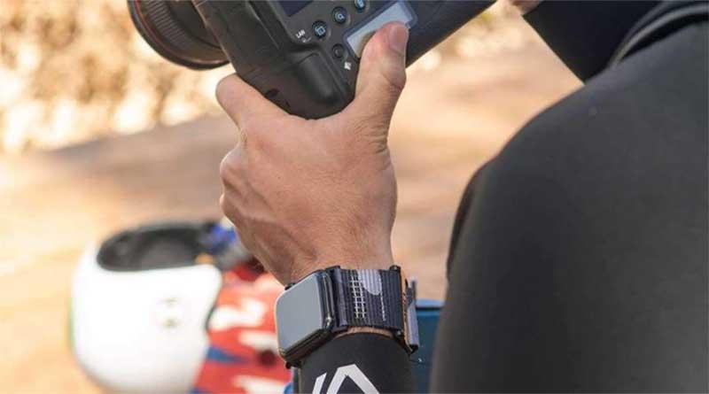 UAG (Urban Armor Gear) выпустила ремешки для Apple Watch из кожи и нейлона стоимостью 60 – 70 долларов