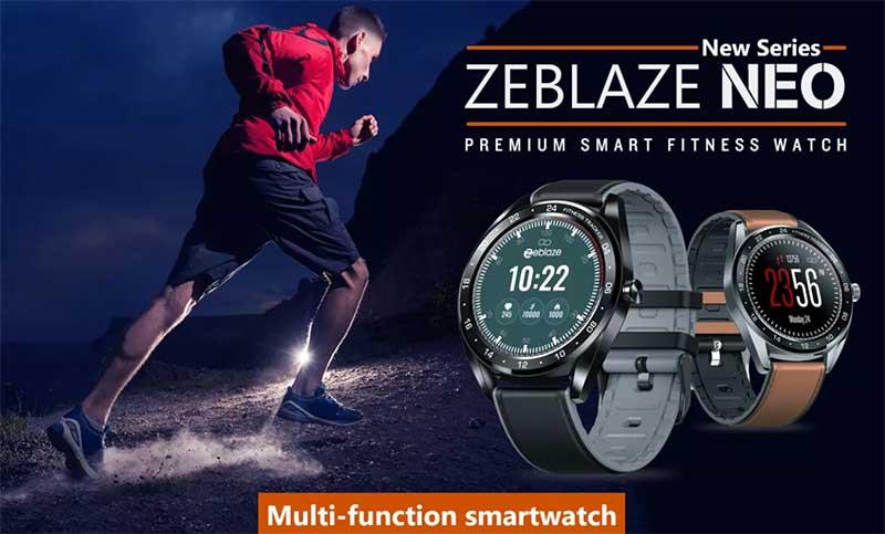Фитнес-часы Zeblaze Neo