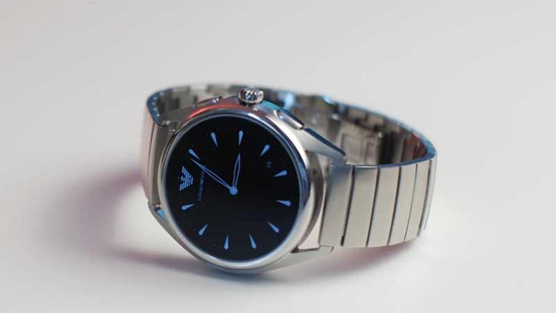 Emporio Armani Matteo Smartwatch