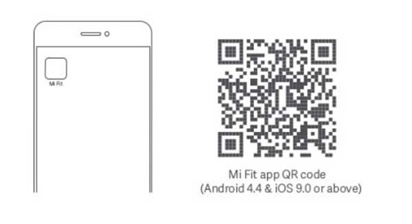 Подключение Mi Smart Band 4 к смартфону