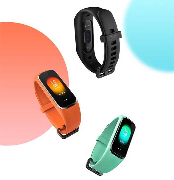 Фитнес-браслет Xiaomi Hey Plus 1S