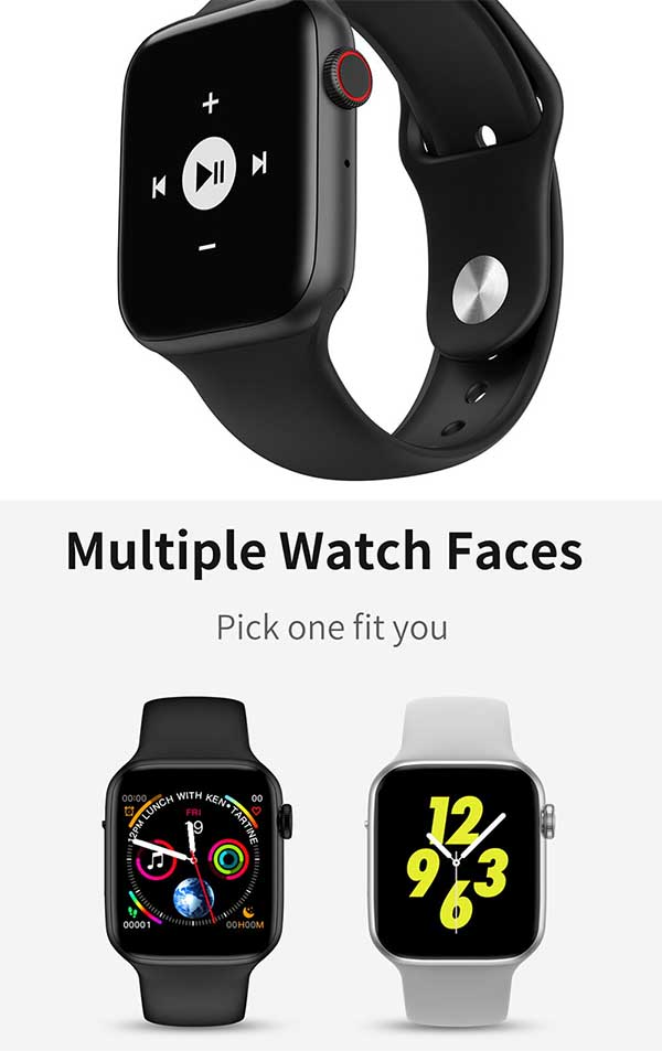 Умные часы Microwear W34