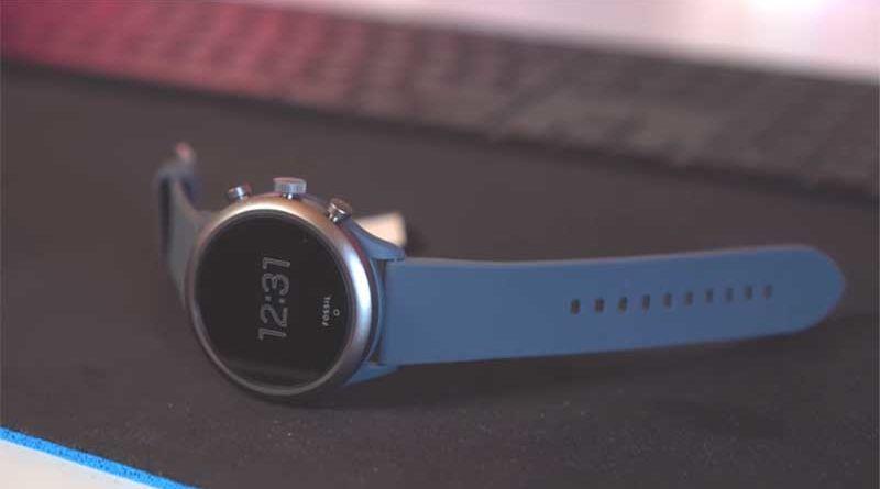 Fossil выпустит новые умные часы Emporio Armani, Diesel и Michael Kors