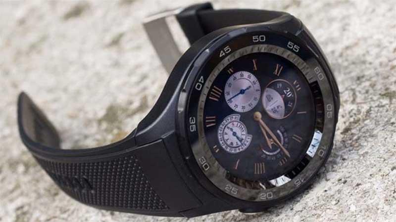 Huawei готовит к выходу умные часы Huawei Watch 3