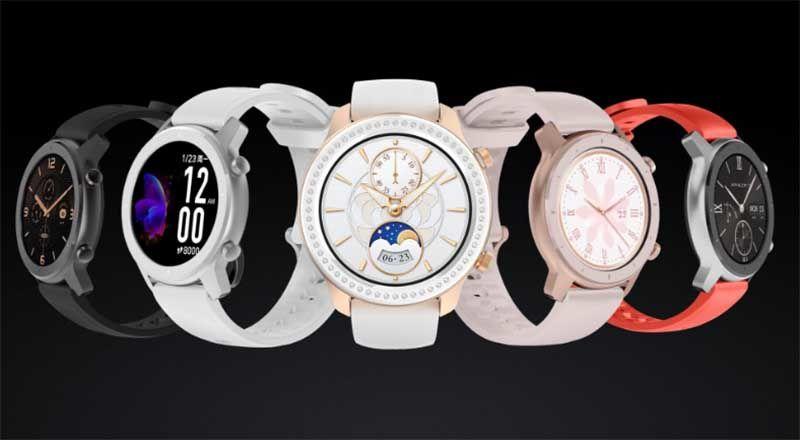 Huami представила умные часы Amazfit GTR цена, характеристики и дата начала продаж 1
